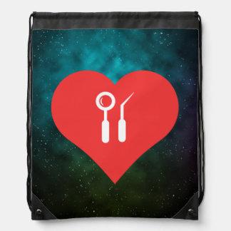 Amo el control dental subo mochila