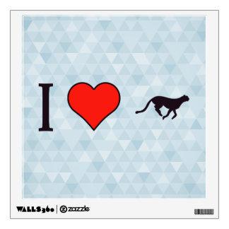 Amo el correr como un guepardo vinilo