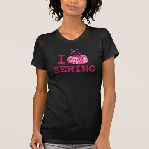 Amo el coser de la camiseta - modificada para requ