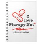 Amo el cuaderno de Plumpy'Nut