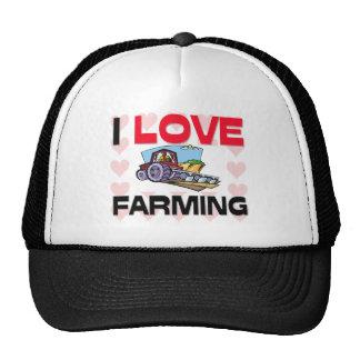 Amo el cultivar gorra