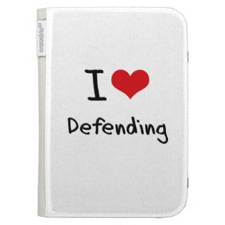 Amo el defender