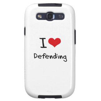 Amo el defender samsung galaxy s3 funda