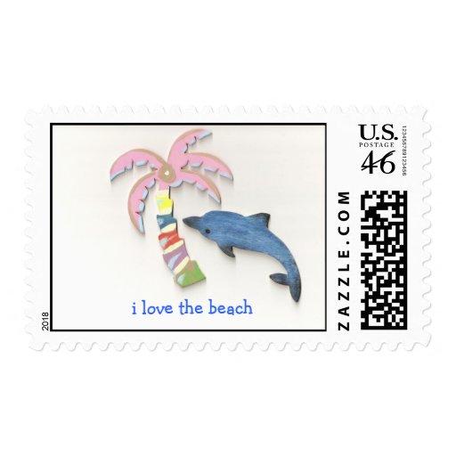 amo el delfín de la playa envio