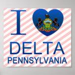 Amo el delta, PA Impresiones