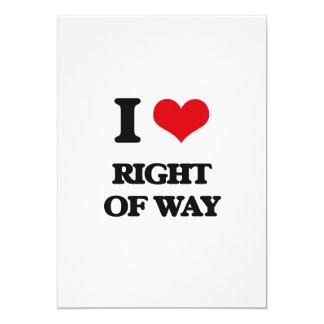 Amo el derecho de paso comunicados