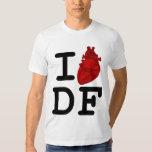 Amo el DF Playeras