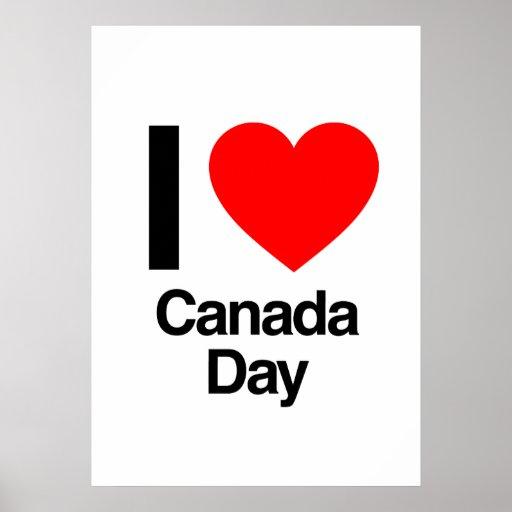 amo el día de Canadá