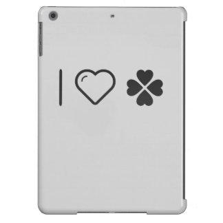 Amo el día de San Patricio Funda Para iPad Air