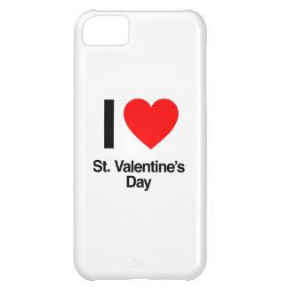 amo el día de San Valentín del St. Funda Para iPhone 5C