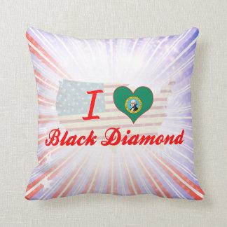 Amo el diamante negro, Washington Cojin