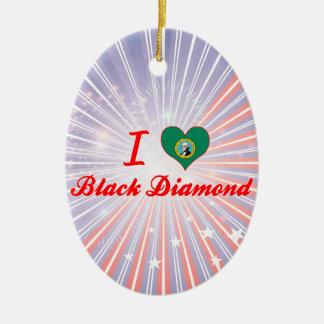 Amo el diamante negro, Washington Ornamentos De Reyes