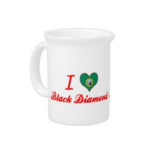 Amo el diamante negro, Washington Jarron