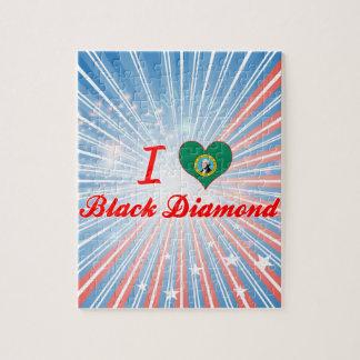 Amo el diamante negro, Washington Puzzles