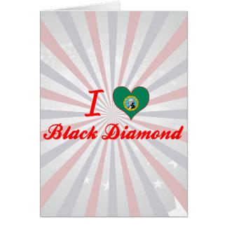 Amo el diamante negro Washington Felicitaciones