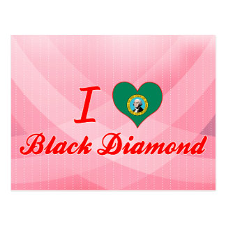 Amo el diamante negro Washington