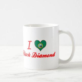Amo el diamante negro, Washington Tazas
