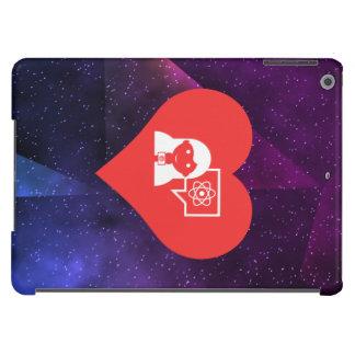 Amo el difundir de diseño funda para iPad air