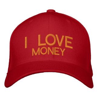 AMO el DINERO - gorra de béisbol de encargo