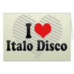 Amo el disco de Italo Felicitaciones