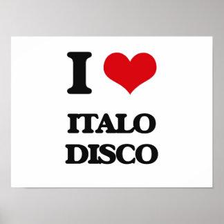 Amo el DISCO de ITALO Poster