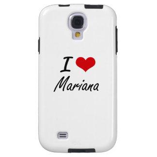 Amo el diseño artístico de Mariana Funda Para Galaxy S4