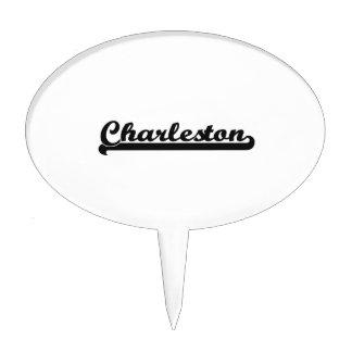 Amo el diseño clásico de Charleston Carolina del Figuras Para Tartas