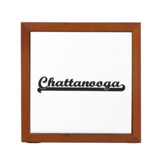 Amo el diseño clásico de Chattanooga Tennessee