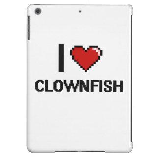 Amo el diseño de Clownfish Digital Funda Para iPad Air