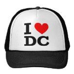 Amo el diseño de DC Gorra