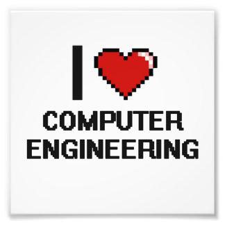 Amo el diseño de Digitaces de la ingeniería Cojinete