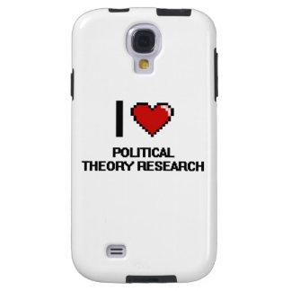 Amo el diseño de Digitaces de la investigación de Funda Para Galaxy S4