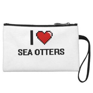 Amo el diseño de Digitaces de las nutrias de mar