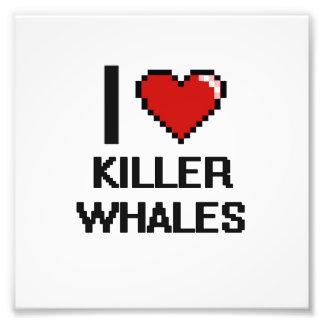 Amo el diseño de Digitaces de las orcas Fotografías