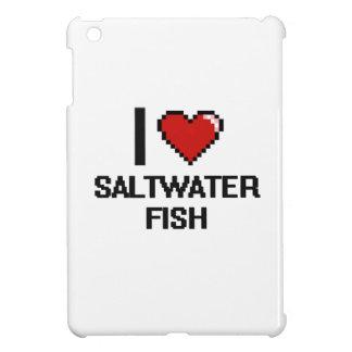 Amo el diseño de Digitaces de los peces de agua