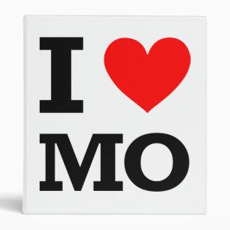 """Amo el diseño de Missouri Carpeta 1"""""""