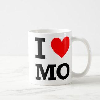 Amo el diseño de Missouri Taza