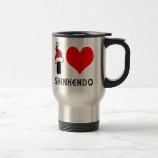 Amo el diseño de Shinkendo Taza