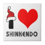 Amo el diseño de Shinkendo Tejas