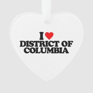 AMO EL DISTRITO DE COLUMBIA