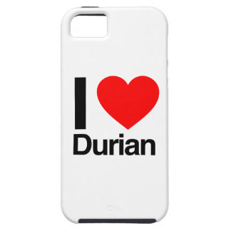 amo el durian iPhone 5 cobertura