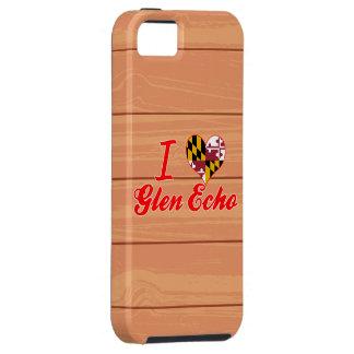 Amo el eco de la cañada, Maryland iPhone 5 Cárcasa