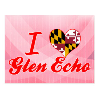 Amo el eco de la cañada, Maryland Postal