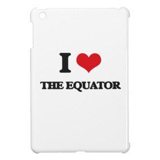 Amo el ecuador