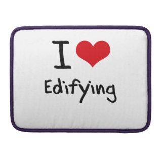 Amo el Edifying Fundas Macbook Pro