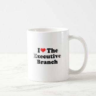 AMO el EJECUTIVO BRANCH.png Taza De Café
