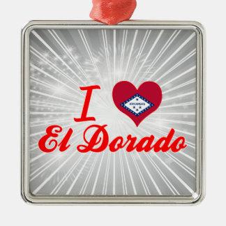 Amo el EL Dorado Arkansas Adorno De Reyes