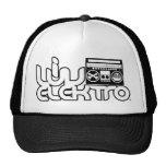 Amo el electro gorra