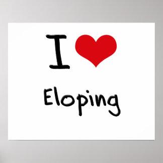 Amo el Eloping Poster