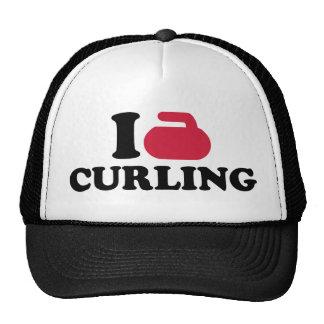 Amo el encresparme gorras